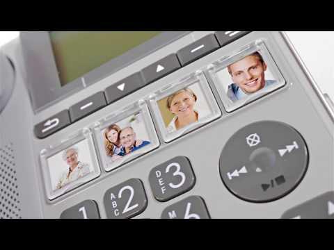 Seniorentelefon Amplicomms PowerTel 1880