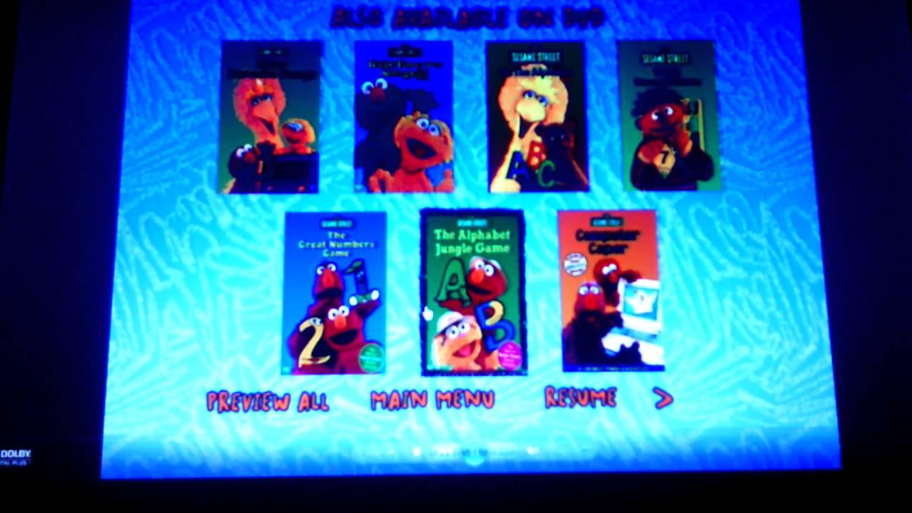 Elmo's World- Singing, Drawing & More! - YouTube
