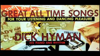 Dick Hyman, 1957: Great All Time Songs - Original MGM LP - Hupfeld, Ager, Gershwin, Porter