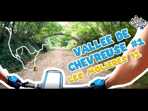 MTB AROUND LES MOLIERES FRANCE