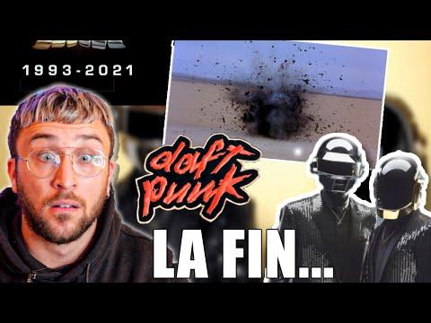 LA FIN DES DAFT PUNK… C'est officiel