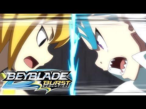 Beyblade Burst Evolution русский | сезон 2 | Эпизод 37 | Испытание чемпионов!
