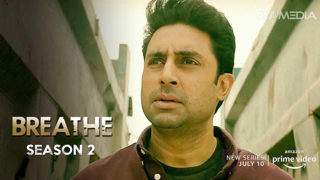 Download BREATHE SEASON 2 | Abhishek Bachchan | Nithya Menen | Amazon Prime | OTZ Media