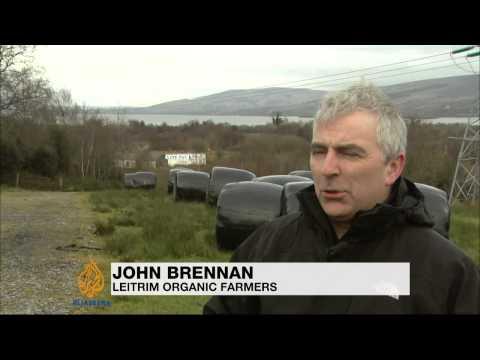 Fracking sets alarm among Ireland's farmers