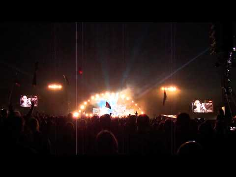 Medina  You and I Deadmau5 remix  @ Roskilde Festival 2011