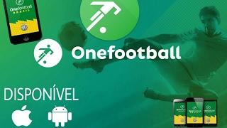 Como usar o aplicativo Onefootball ?🇧🇷😋
