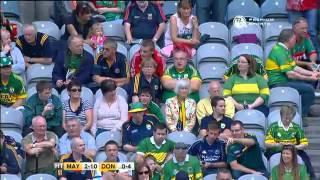 Mayo -vs- Donegal; All Ireland Football Quarter Final 2013