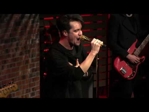 Panic! At The Disco - I Write Sins Not Tragedies [Live In The Sound Lounge]