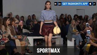Milan Fashion Week Spring/Summer 2018 - Sportmax | FashionTV