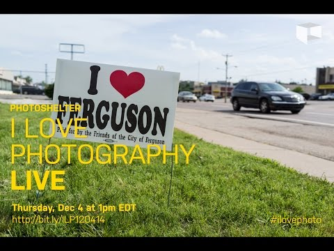 Eric Garner & Civil Disobedience | I Love Photography | Ep. 41 | Dec. 5, 2014