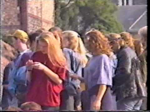 Clevedon Upper School Trip to Paris 1991