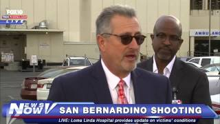 FNN: Loma Linda Hospital Talks About Conditions of San Bernardino Shooting Victims