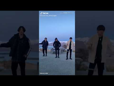 #v, #jungkook, #jimin dance chicken noodle soup song on TIKTOK from YouTube · Duration:  25 seconds