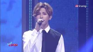 Simply K-Pop Ep115 U-KISS appeared in August 2008 singing that they...