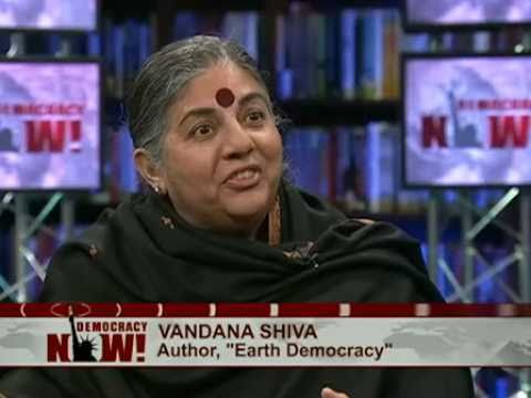 Vandana Shiva on India's Anti-Nuclear Protests & Challenges George Monbiot on His Support of Nuclear