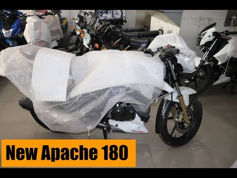 2019 Tvs Apache RTR 180 New Update Price Mileage New Features In Hindi
