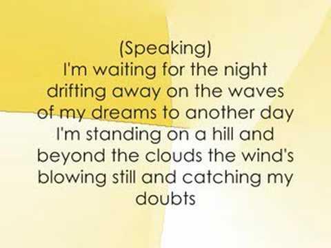 a neverending dream Sing Along
