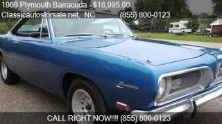 1969 Plymouth Barracuda  - for sale in , NC 27603 #VNclassics