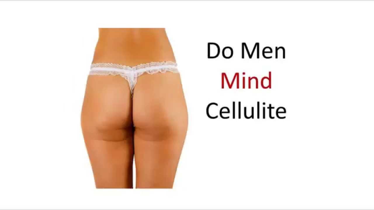 Do men care about cellulite