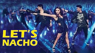 "Let's nacho |kapoor & sons| shaimak| badshah lets full song|dance|performance|choreography please watch: ""shiamak london 