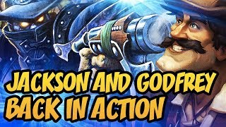 Hearthstone: Wild Jackson And Godfrey Back in Action