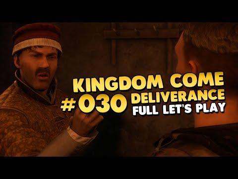 Kingdom Come Deliverance   Kloster und Kräutergärten 👑 #030 [Let's Play][PC][Deutsch]