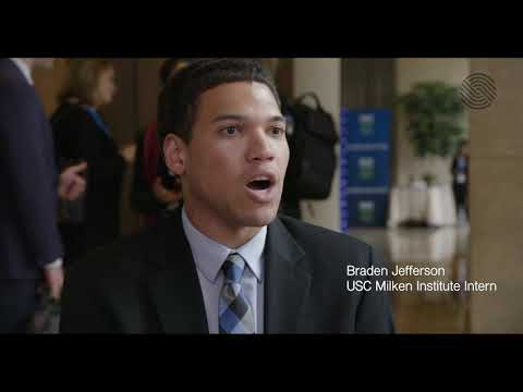 WorkingNation Overheard: Braden Jefferson at Milken Global Conference 2019 | WorkingNation