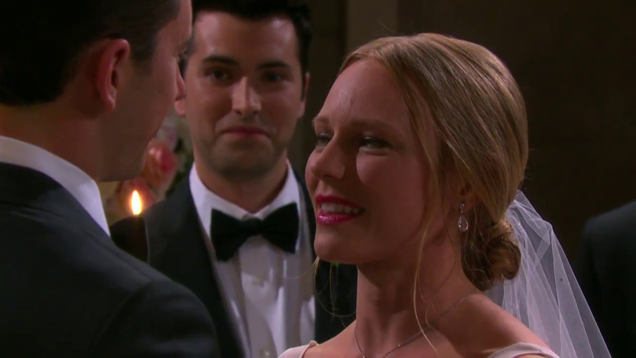Days Of Our Lives Double Wedding Clip 4 Chad Abby Vows