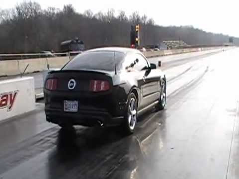 2012 mustang gt 5 0 1 4 mile bone stock youtube. Black Bedroom Furniture Sets. Home Design Ideas
