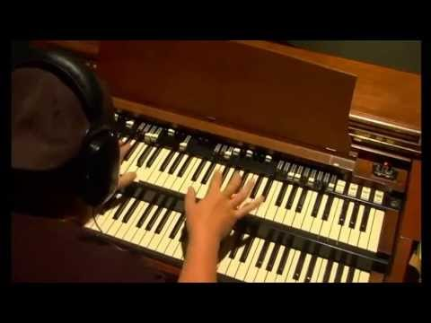 Hammond C3 and 122 leslie Demo