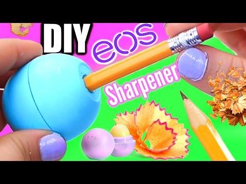 DIY EOS SHARPENER! Make your EOS Into A Sharpener!