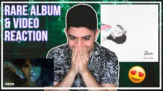 Rare - Selena Gomez (Album & Video) | REACTION