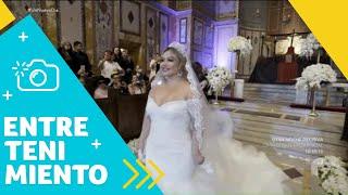 """Chiquis y Lorenzo: La boda sigue siendo un """"secreto""""   Un Nuevo Día   Telemundo"""
