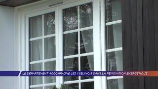 Yvelines | Le département accompagne les Yvelinois dans la rénovation énergétique