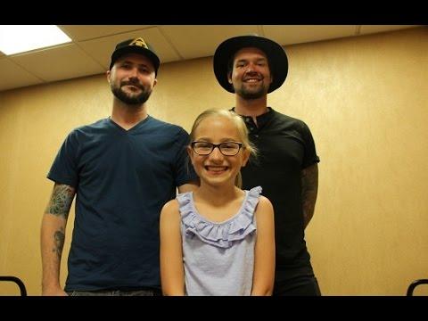 Kids Interview Bands - Adam Lazzara and John Nolan of Taking Back Sunday