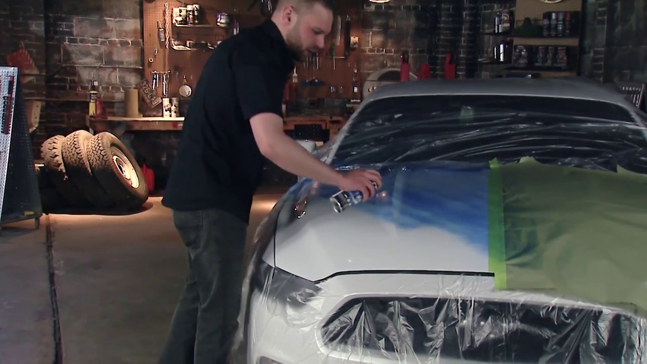 Dupli Color® How To Custom Wrap Gloss Removable Coating - YouTube