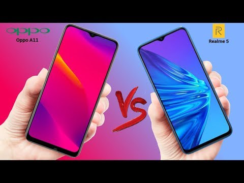Oppo A11 VS Realme 5 - Which is Better!!