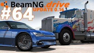 BeamNG.drive (#64) - NOWE AUTO I UPDATE AUDIO - Omówienie Aktualizacji z 03.05.2019