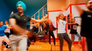 Rajvir Jawanda does Bhangra to Shaandaar