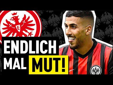 Taktik! Einstellung! Eintracht Frankfurt traut sich endlich was | Bundesliga Rückblick