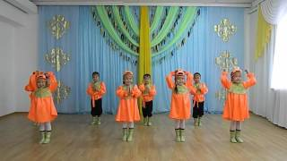 """Якутский танец """"Оһуор үҥкүүтэ"""""""