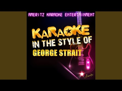 I Can Still Make Cheyenne (Karaoke Version)
