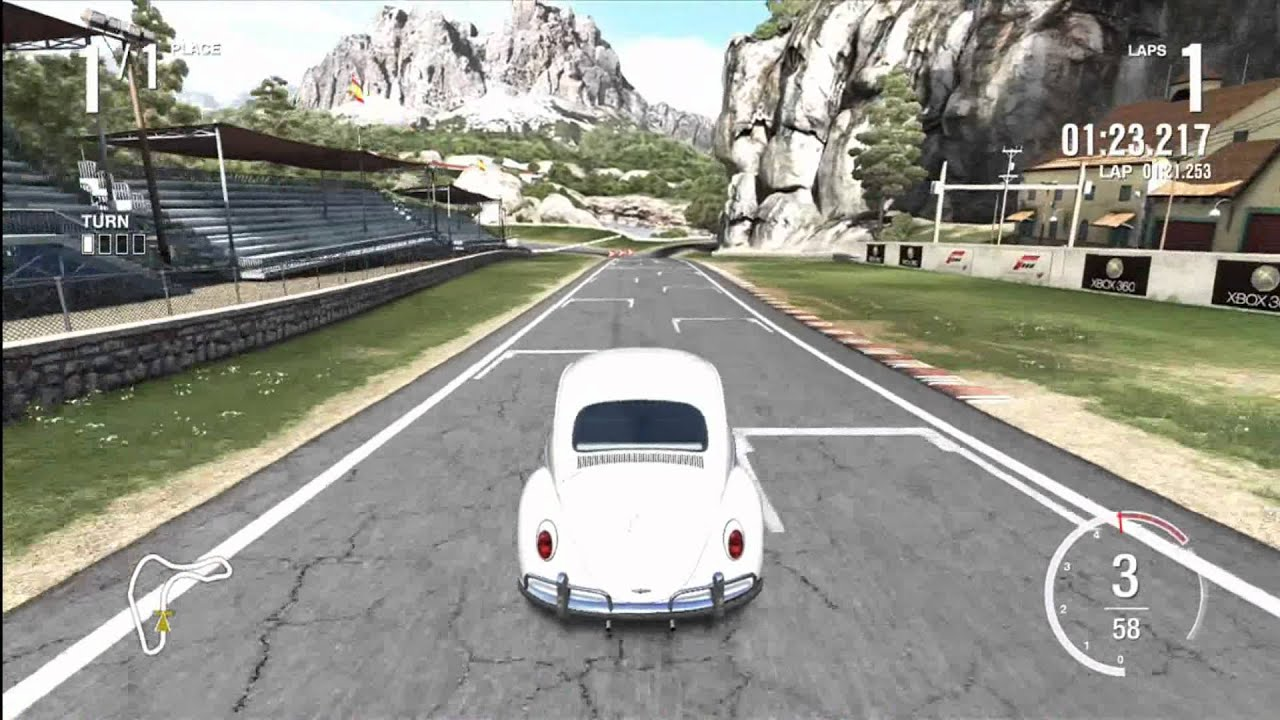 vw beetle review herbie fully loaded june meguiar dlc forza  youtube