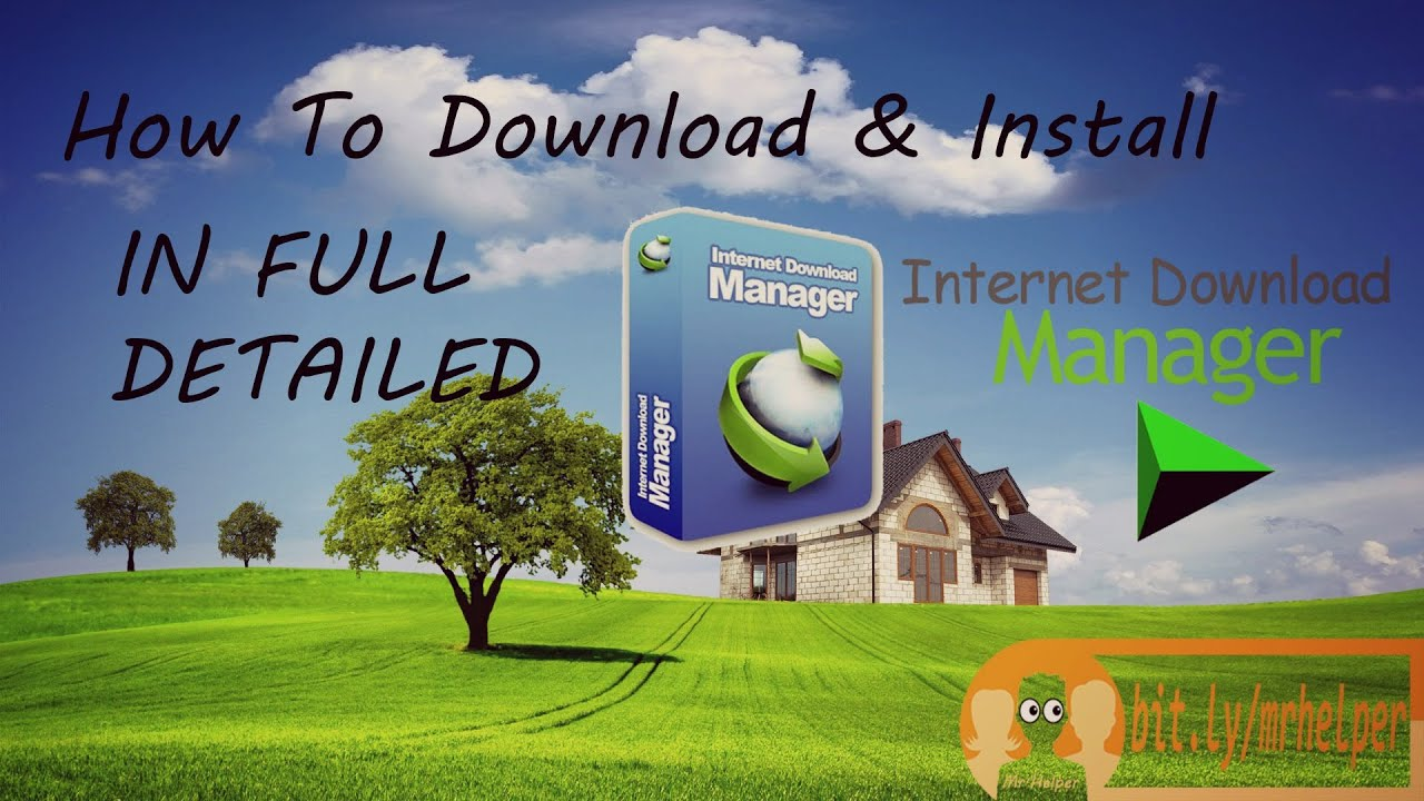 How To Download And Install Internet Download