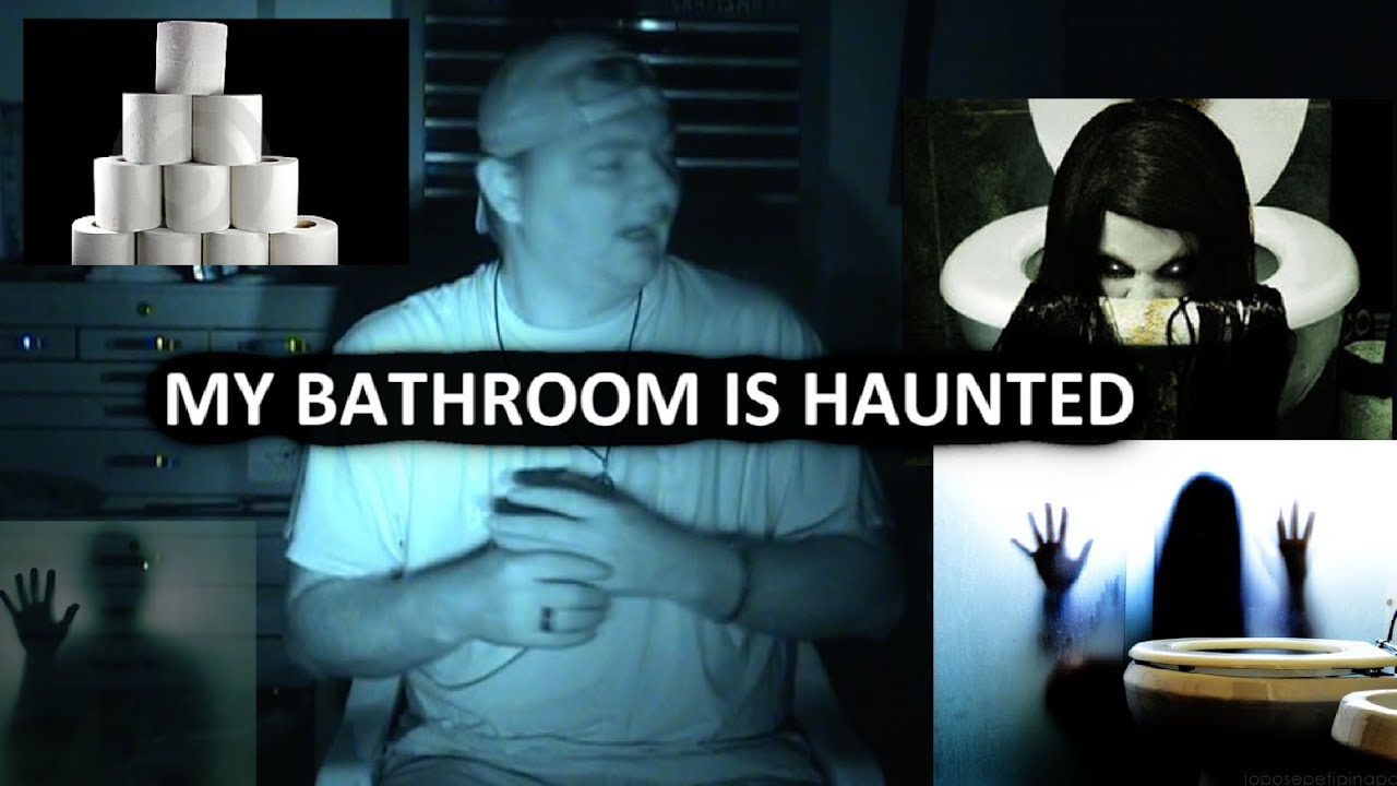 Bathroom Stall Story Youtube my bathroom is haunted my ghost story - youtube