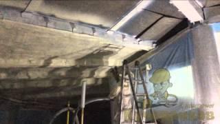Как избавится от конденсата в бассейне возникший на потолке(, 2015-03-16T11:35:28.000Z)