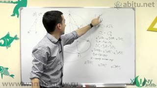 Разбор Олимпиады по Математике Физтех 2013. Видеоурок 7.
