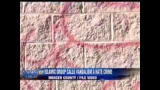 CAIR Asks FBI to Probe W. Virginia Mosque Vandalism as Hate Crime (Video)