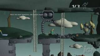 Cloning Clyde Xbox Live Gameplay - Rocket Blasts