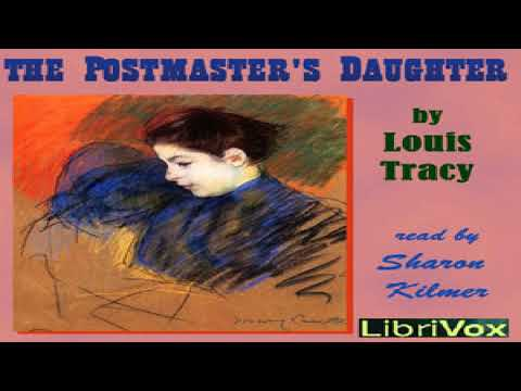Postmaster's Daughter | Louis Tracy | Crime & Mystery Fiction | Book | English | 4/5
